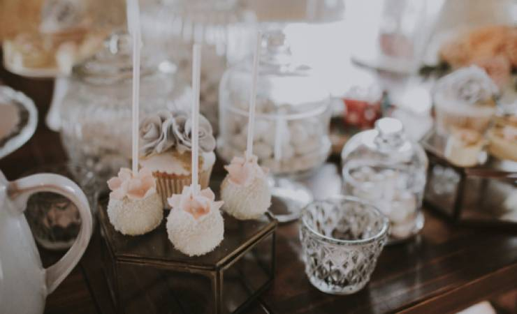 Cake Pops: la dolce sorpresa dello sweet table!