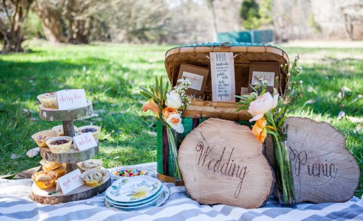 PICNIC WEDDING: L'ULTIMO TREND DEI MATRIMONI 2018