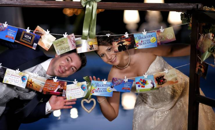 6 idee per un wedding party divertente